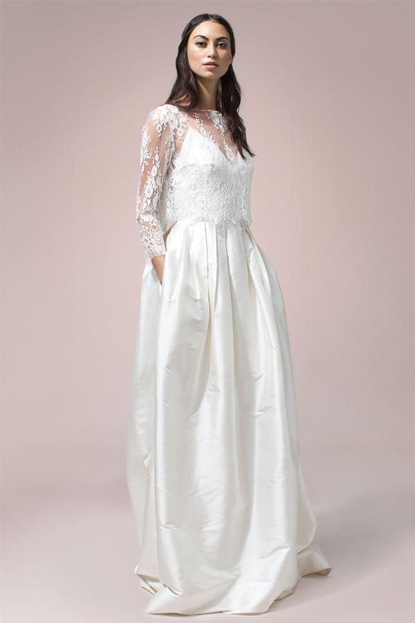 Vestidos novia boho bilbao